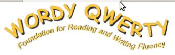 word querty logo